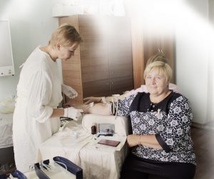Н. Филатова: «Донорство всем на пользу: одним спасает жизнь, другим поддерживает здоровье»
