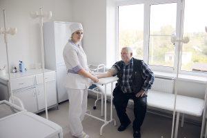 Приятно работать и лечиться